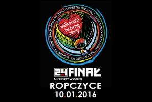 24 Finał Wielkiej Orkiestry Świątecznej Pomocy - Ropczyce - 10.01.2016