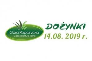 Dożynki - Gospodarstwo Rolne Góra Ropczycka - 14.08.2019