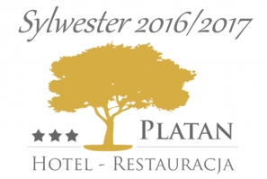 Hotel - Restauracja PLATAN - Sylwester 2016 - 31.12.2016